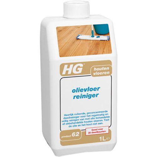 HG olievloer reiniger 1L