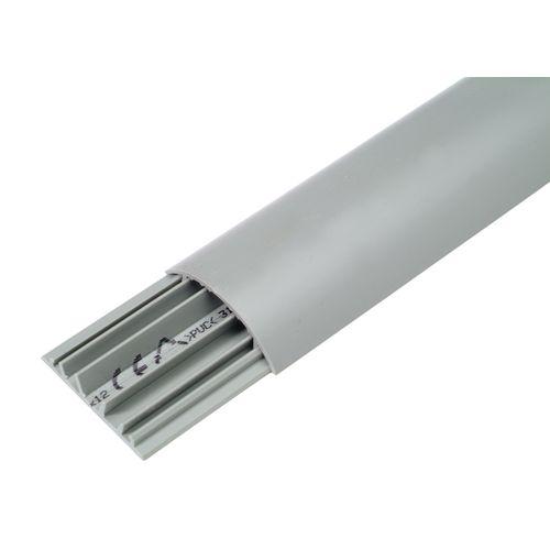 LeGrand Vloerlijst DLP 41x10mm 2m grijs