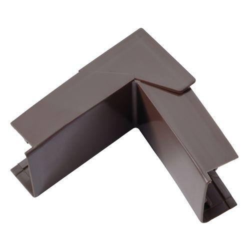 Legrand DLP variabele hoek bruin 32x12,5mm
