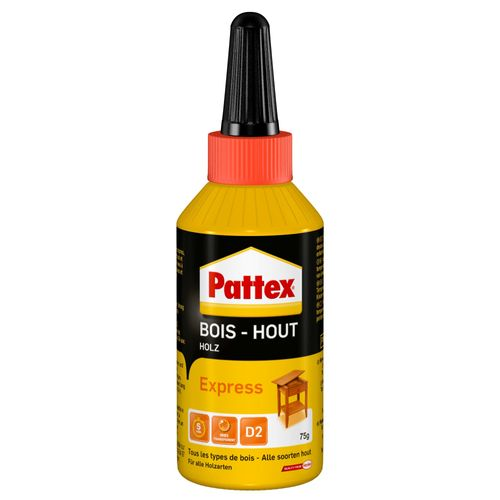 Colle à bois Pattex 'Express' 75g