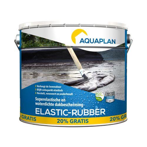"""""""Elastic rubber"""" Aquaplan 10liter & 20p/c gratis"""