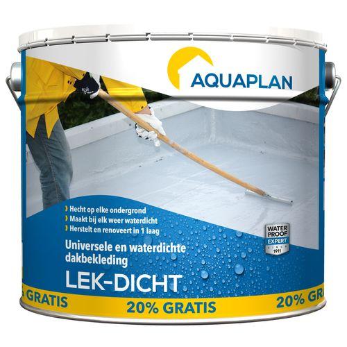 Etanche-tout Aquaplan 10litres & 20p/c gratuit