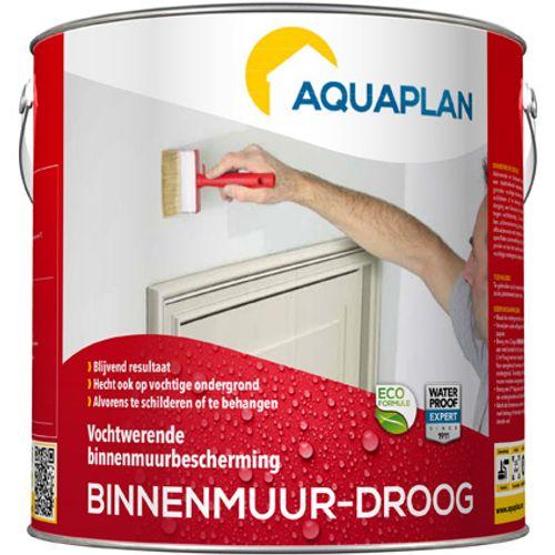 Produit anti-humidité Aquaplan 2,5 L