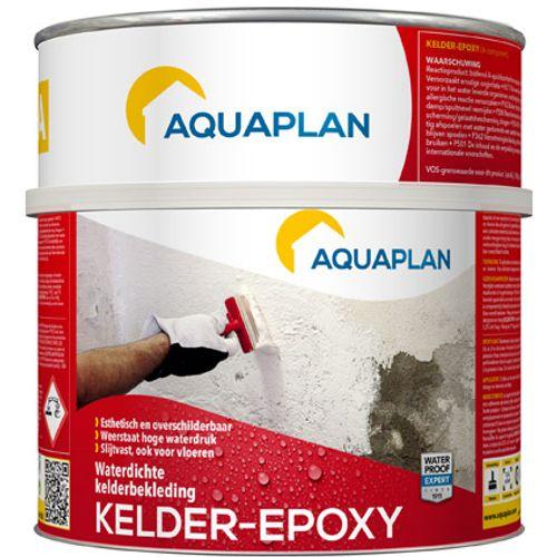 Produit anti-humidité Aquaplan 'Epoxy-cave' 1,5 L