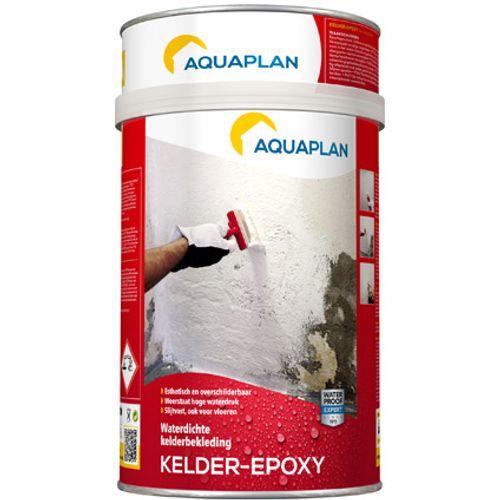 Produit anti-humidité Aquaplan 'Epoxy-cave' 4 L