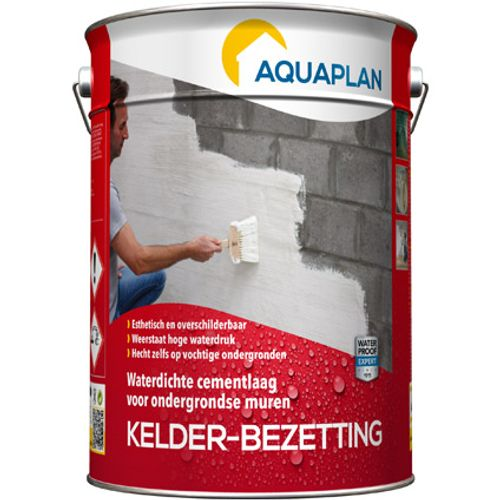 Kelder-bezetting' Aquaplan 5kg