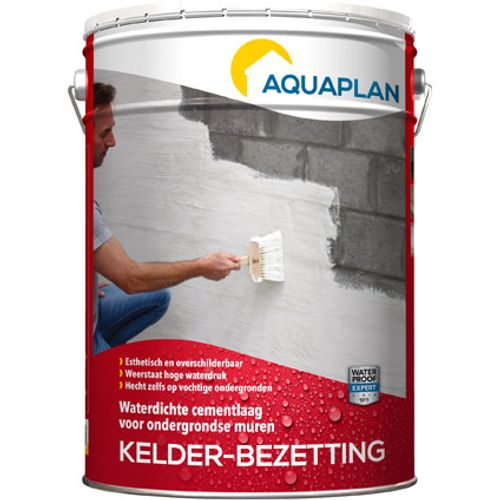 Aquaplan kelderbezetting  20 kg