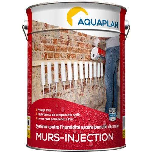 Aquaplan 'Wall-injector' refill 5 L