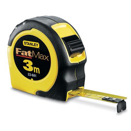 Stanley rolmeter FatMax 3m