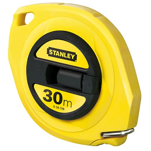 Stanley landmeter Long Tape metaal 30 m