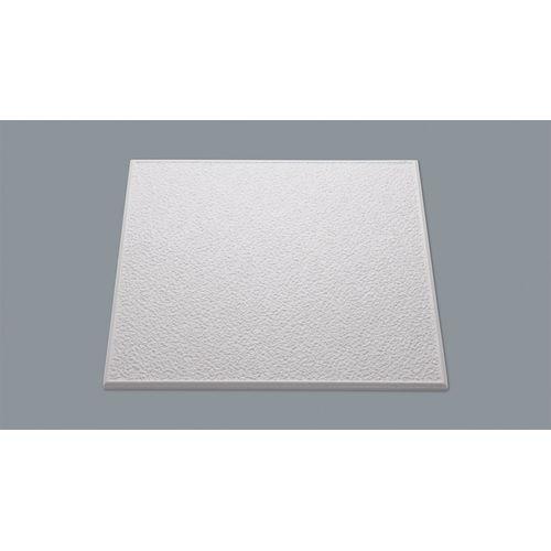 Dalle plafond Decoflair 'T101' polystyrène 50 x 50 x 1 cm - 8 pcs
