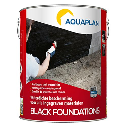 Black Foundations' Aquaplan 4 L