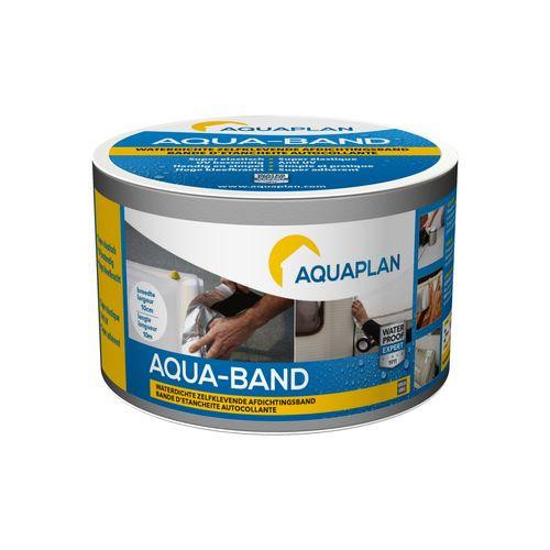 Bande d'étanchéité Aquaplan 'Aqua-Band' gris 10 m X 10 cm