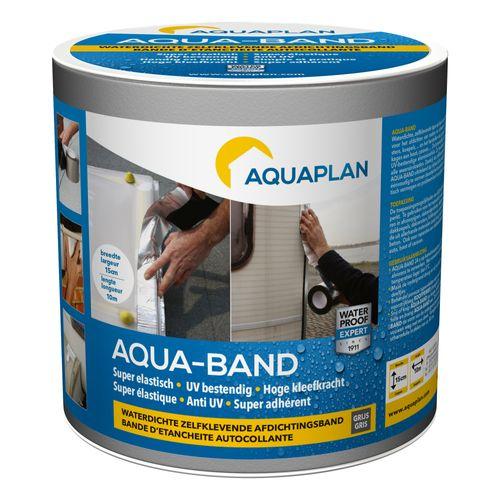 Bande d'étanchéité Aquaplan 'Aqua-Band' gris 10 m X 15 cm