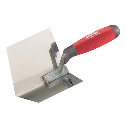 Outil Parfait truweel binnenhoek 'Soft' rood/grijs 150 gr