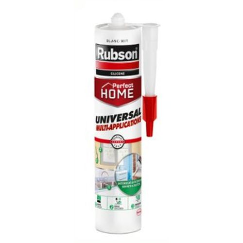 Rubson voegkit Perfect Home Universal Multi-applications wit 280 ml