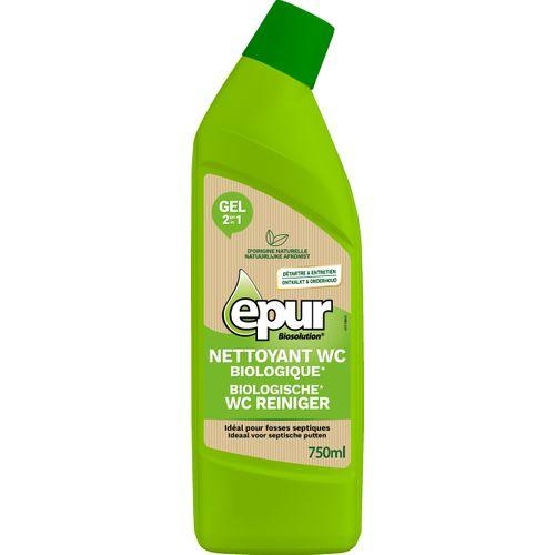 Gel WC biologique Epur 'Fosses Septiques' 750 ml