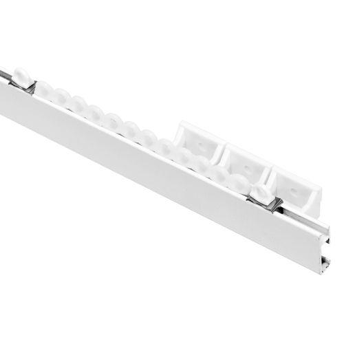 Sencys gordijnrail Flat AVR6 wit 250cm
