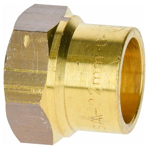 Sanivesk Knel Gas Moer 22mm (B) 4pp