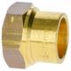 Sanivesk knelmoer voor gasleidingen 22mm