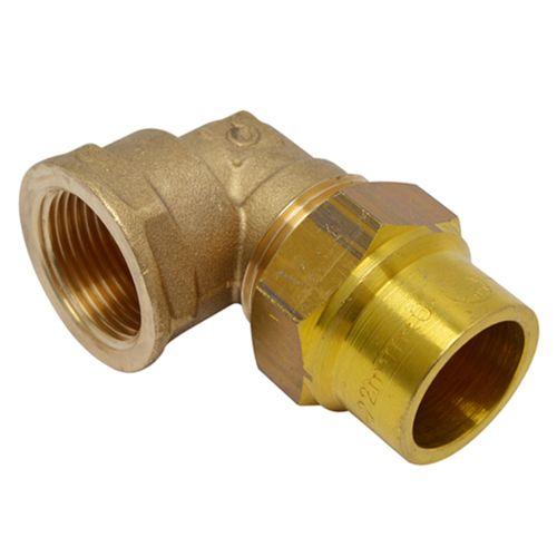 Sanivesk gas knel Knie 3/4V x 22mm
