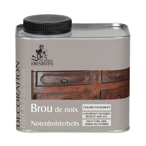 Brou de noix Les Anciens Ebénistes 450ml