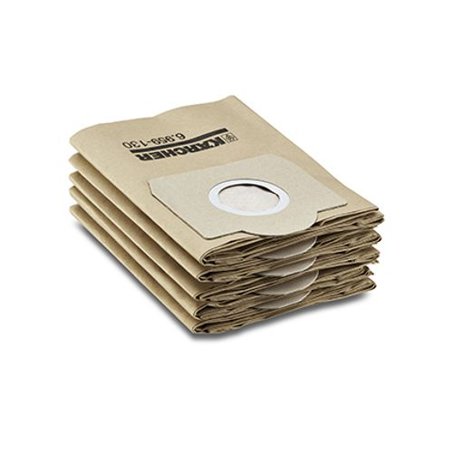 Kärcher papierfilter stofzakken 5 stuks