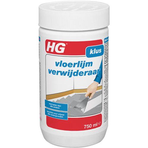 HG vloerlijm verwijderaar extra sterk 750ml