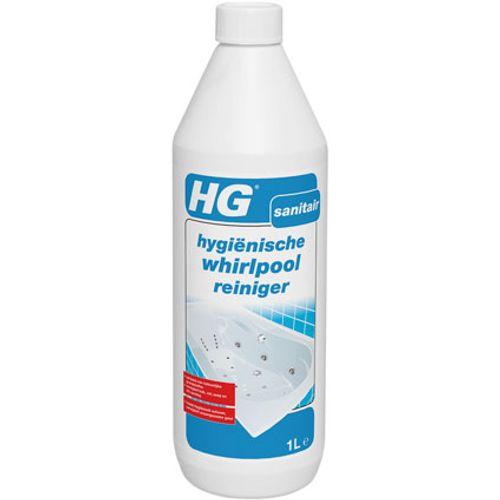 Nettoyant pour systèmes d'hydro-massage HG 1 L