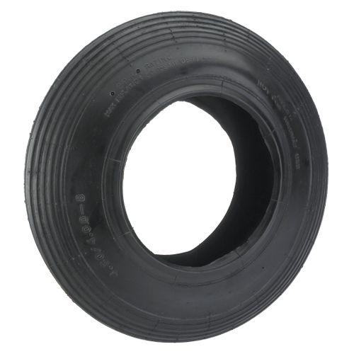 Dörner Helmer wielband gestructureerde groef rubber 40cm