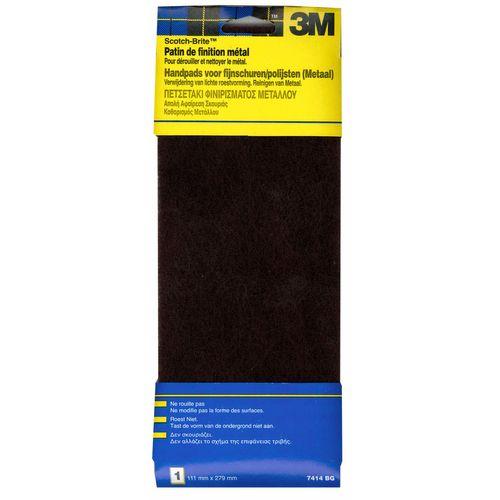 3M Scotch-Brite Polijstpad voor metaal