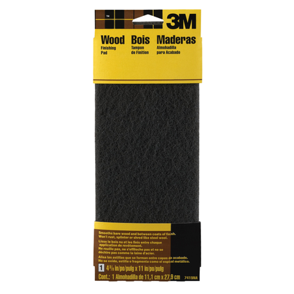 3M handpads voor fijnschuren/polijsten hout 'Scotch-Brite'