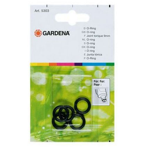 Joints plats Gardena – 5 pcs