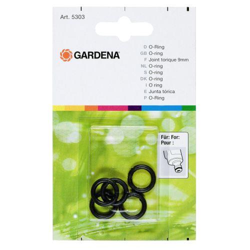 Gardena O-ring 9mm 5 stuks