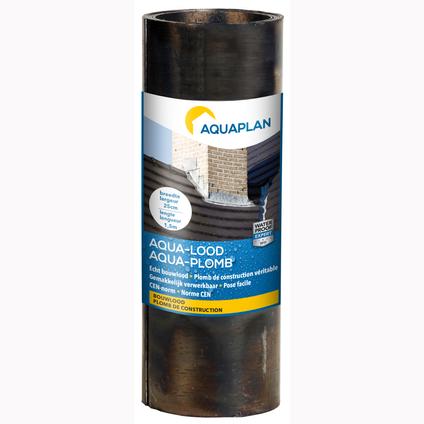 Rouleau de plomb Aquaplan aluminium 150 x 25 x 0,13 cm
