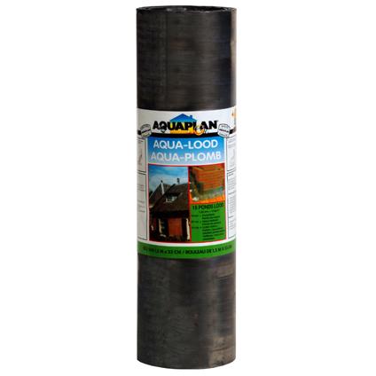 Plomb Aquaplan 'Aqua-Plomb' 33 cm X 1,5 m