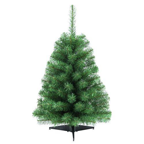 Sapin de Noël artificiel Central Park Classic vert 90cm