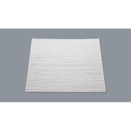 Decoflair plafondtegel 'T80' polystyreen 50 x 50 x 0,6 cm - 8 stuks