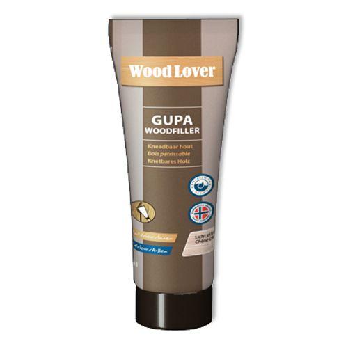 Wood Lover vulmiddel 'Gupa' Woodfiller lichte eiken 65 ml
