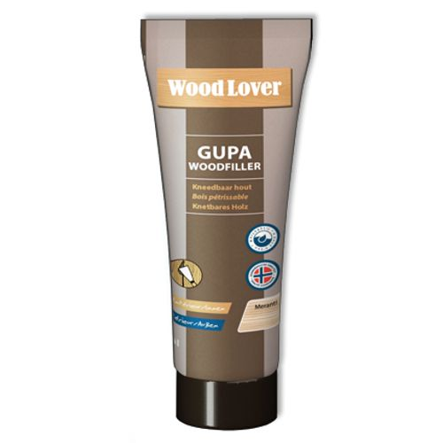 Enduit de rebouchage Wood Lover 'Gupa' Woodfiller meranti  65 ml