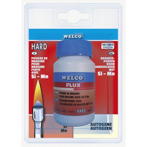 Flux pour brasage fort Welco métal/SI-MN
