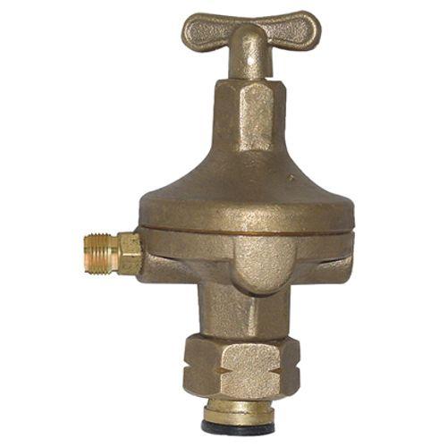 Régulateur de gaz haute pression connexion Shell Welco