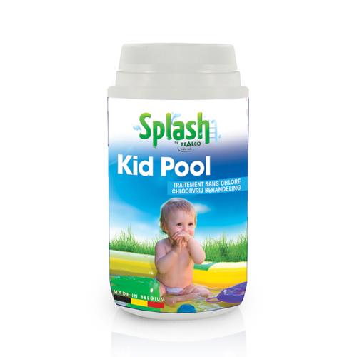 Splash waterbehandeling Kid Pool zonder chloor 500gr