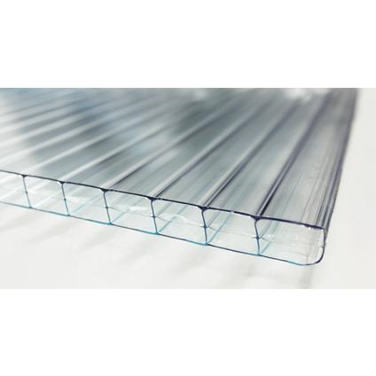Plaque de polycarbonate Sunlite double parois 3 m x 10 mm
