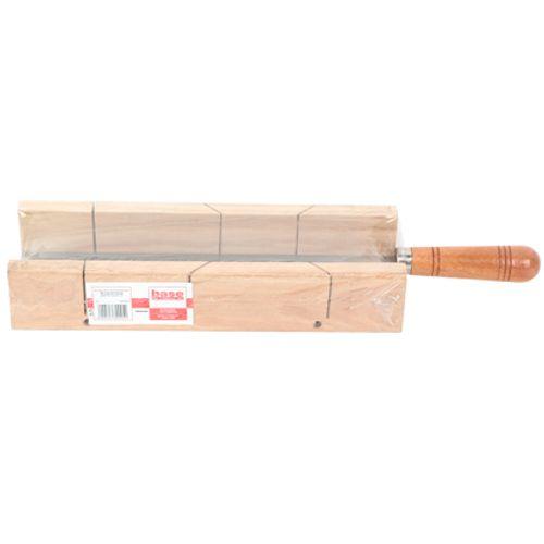 Scie à onglet Baseline avec boîte à onglets 30 cm