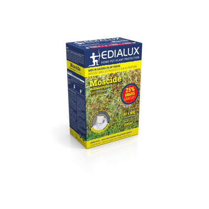 Anti-mousse Edialux Moscide 1kg 500m²