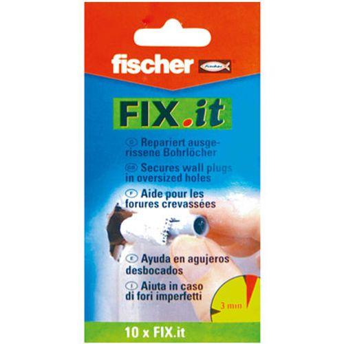 Fischer reparatievlies 'FIX.it' - 10 stuks