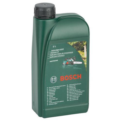 Huile pour tronçonneuse Bosch 1 L