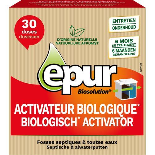 Activateur biologique Epur '30 doses' 750 g