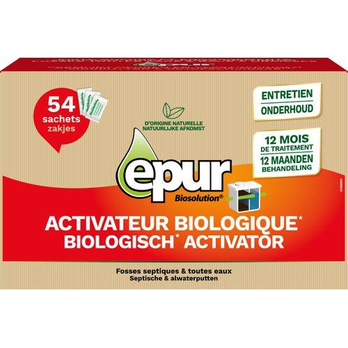 Activateur biologique Epur '54 sachets' 1350 g